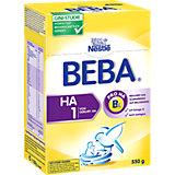 BEBA HA 1 - von Geburt an Hypoallergene Säuglingsanfangsnahrung, 550 g