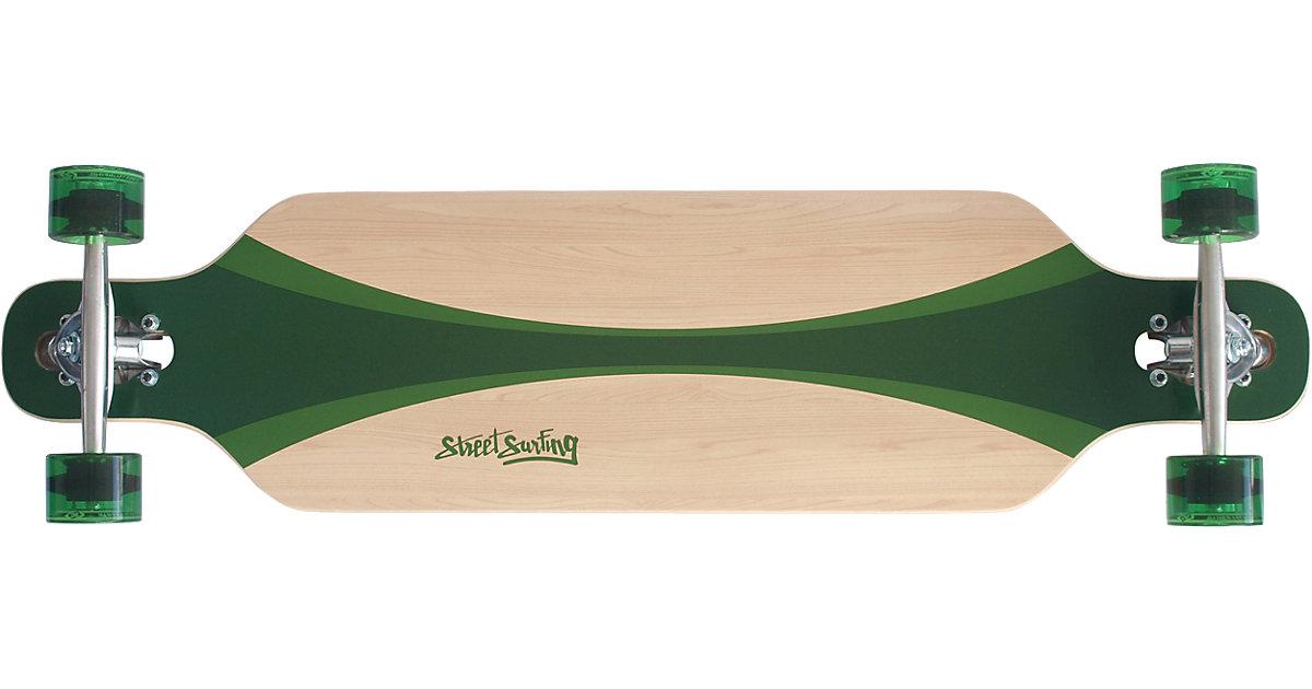 Streetsurfing® Longboard Freeride 39´´ - Carving Green