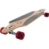 """Streetsurfing® Longboard Freeride 39"""" - Carving Red"""