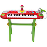 """Пианино """"Танцующая Маша"""", с функцией записи, Маша и Медведь, Умка"""