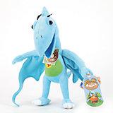"""Мягкая игрушка """"Динозавр Шайни"""", со звуком,  25 см, Поезд динозавров, МУЛЬТИ-ПУЛЬТИ"""