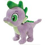 """Мягкая игрушка """"Динозаврик Спайк"""", со звуком,  23 см, My little Pony, МУЛЬТИ-ПУЛЬТИ"""