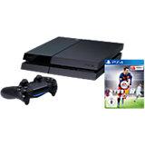 Sony PS4 Grundgerät 500 GB inkl. Fifa 16