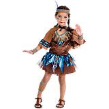 Kostüm Indianerin mit Cape