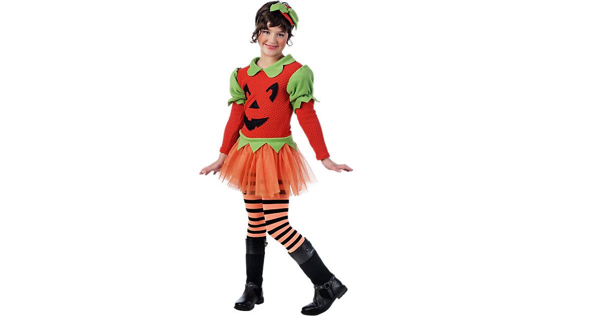 Kostüm Kürbis Gr. 152/158 Mädchen Kinder