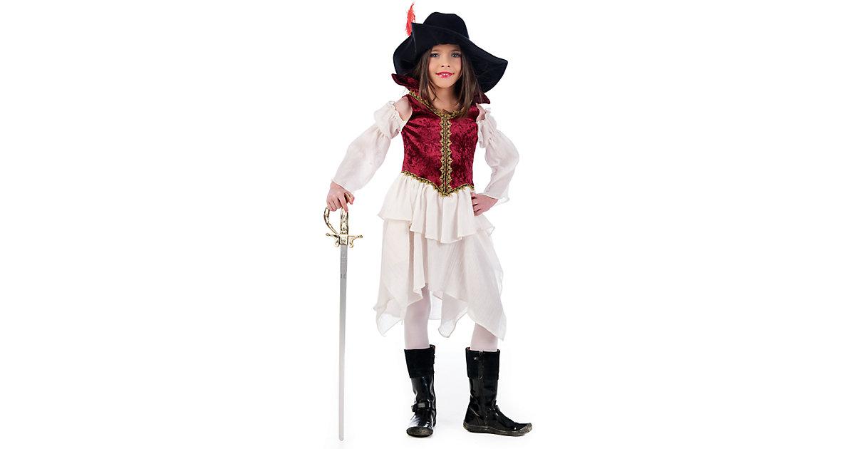 Kostüm Musketier Gr. 152/158 Mädchen Kinder