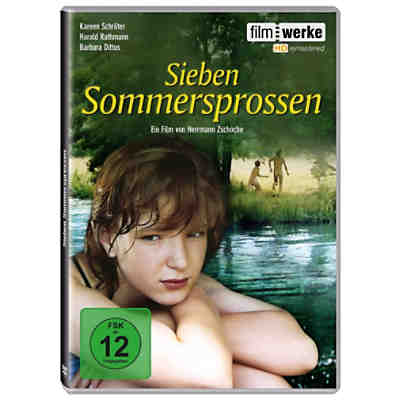 DVD Sieben Sommersprossen (HD-Remastered)