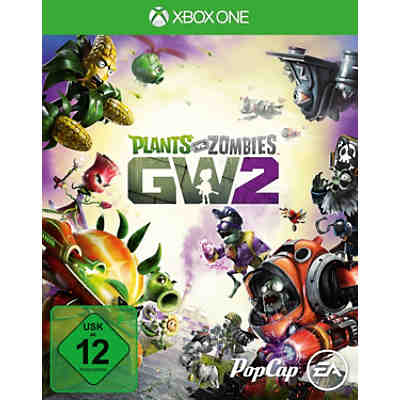 XBOXONE Plants vs Zombies Garden Warfare 2