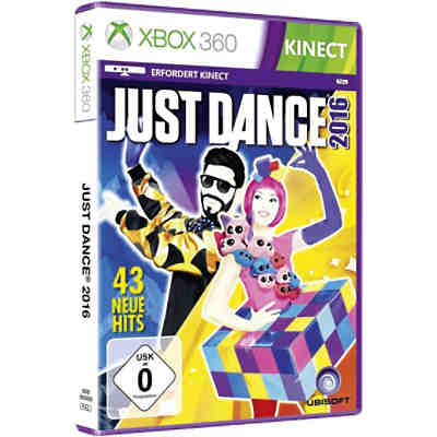 XBOX360 Just Dance 2016