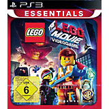 PS3 The LEGO Movie Videogame - Essentials