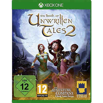XBOXONE The Book of unwritten Tales 2