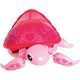 Интерактивная черепашка, Little Live Pets, розовая
