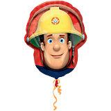 XL Folienballon Feuerwehrmann Sam