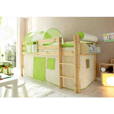 kinderhochbett hochbetten f r kinder g nstig online kaufen mytoys. Black Bedroom Furniture Sets. Home Design Ideas