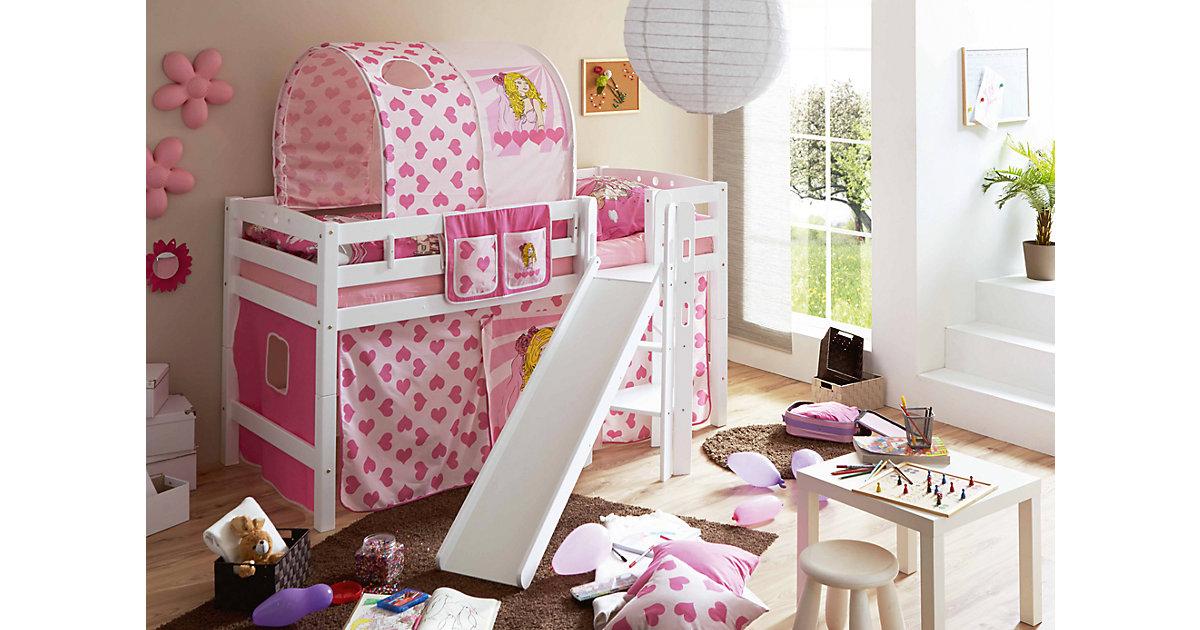 hochbett mit rutsche preis vergleich 2016. Black Bedroom Furniture Sets. Home Design Ideas