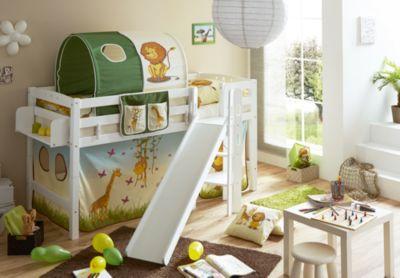bett mit rutsche gebraucht dolphin hochbett gebraucht u howbel. Black Bedroom Furniture Sets. Home Design Ideas