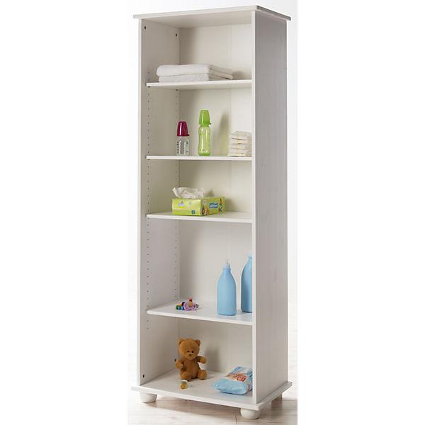 babyzimmer adam 5 tlg babybett wickelkommode anstellschrank standregal kleiderschrank. Black Bedroom Furniture Sets. Home Design Ideas
