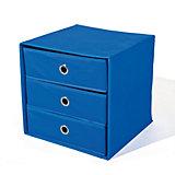 Aufbewahrungsbox Willy, blau