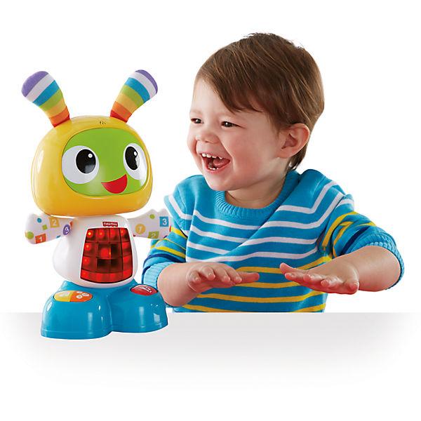Обучающий робот Бибо, Fisher-Price