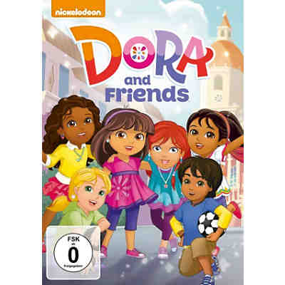 DVD Dora: Dora and Friends
