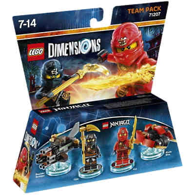 Lego Dimensions Team Pack - Ninjago