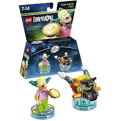 Lego Dimensions Fun Pack -  Krusty (Simpsons)