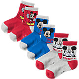 DISNEY MICKEY MOUSE & FRIENDS Socken 3-er Pack für Jungen