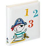 Kinderalbum Pirat 123, 50 Seiten