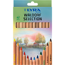 Высокопигментные цветные карандаши, 12 шт.