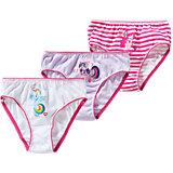 MY LITTLE PONY Unterhosen 3er-Pack für Mädchen