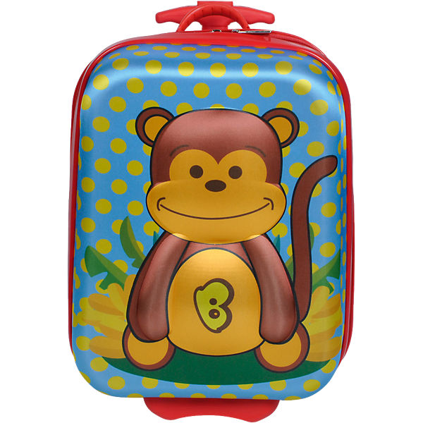 Kindertrolley Bouncie Monkey