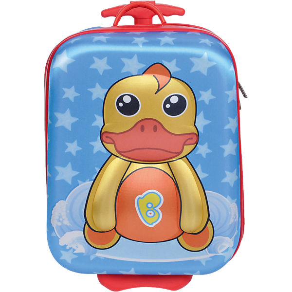 Kindertrolley Bouncie Duck