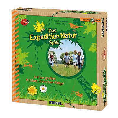 Expedition Natur: Das Expedition Natur Spiel (Kinderspiel)
