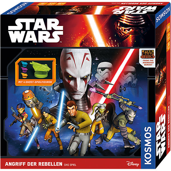 Star Wars Rebels - Angriff der Rebellen