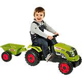 BIG Traktor Claas mit Anhänger