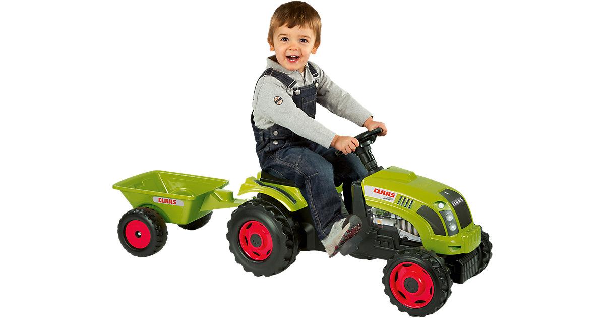 Traktor Claas mit Anhänger
