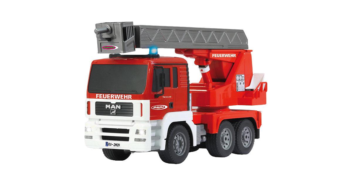 Jamara RC Feuerwehr Drehleiter MAN 1:20 2,4GHz