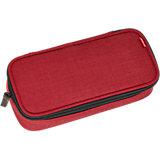 4YOU Pencil Case mit Geodreieck Soft red