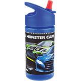 Trinkflasche Monster Cars, 350 ml