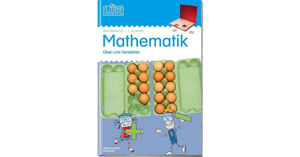 Buch - LÜK: Mathematik, 1. Klasse, Übungsheft