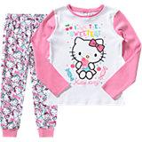 HELLO KITTY Schlafanzug für Mädchen