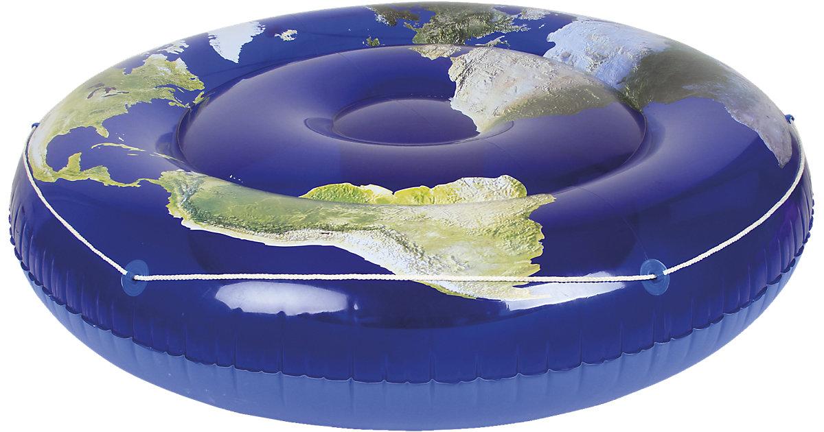 Badeinsel Blue Planet