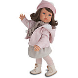 """Кукла Белла """"Зимний наряд"""", 45 см, Munecas Antonio Juan"""