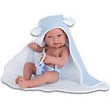 Кукла-младенец Игнасио, 42 см, Munecas Antonio Juan