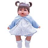 Кукла Элис в голубом, 27 см, Munecas Antonio Juan