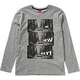 S.OLIVER Langarmshirt für Jungen