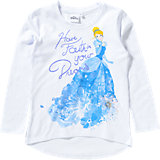 DISNEY PRINCESS Langarmshirt für Mädchen