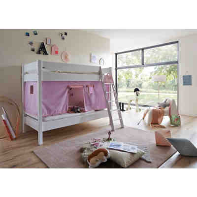betttasche f r hoch etagenbetten lila rosa relita mytoys. Black Bedroom Furniture Sets. Home Design Ideas