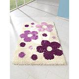 Hochflorteppich Blumen170 x 120