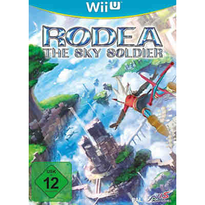 Wii U Rodea the Sky Soldier inkl. Wii Version